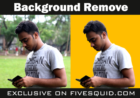 Do Background Removal Within 24 Hours