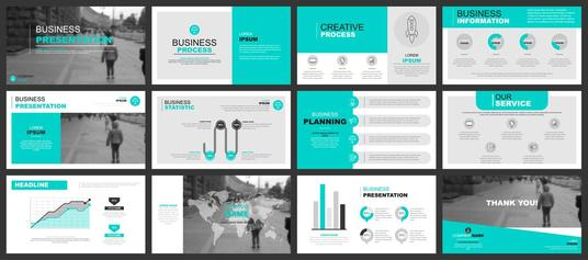 I will design professional Powerpoint presentation