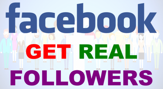I will Add 2000  Real Followers To Your Facebook Page or Profile