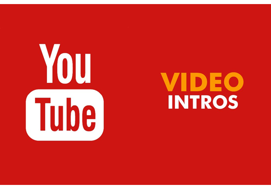 I will create youtube intro, outro, Subscribe Animation Popup