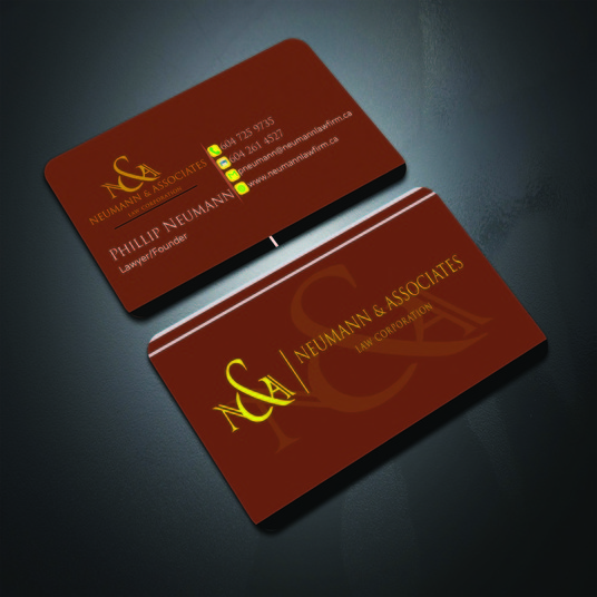 I will design professional luxury business card
