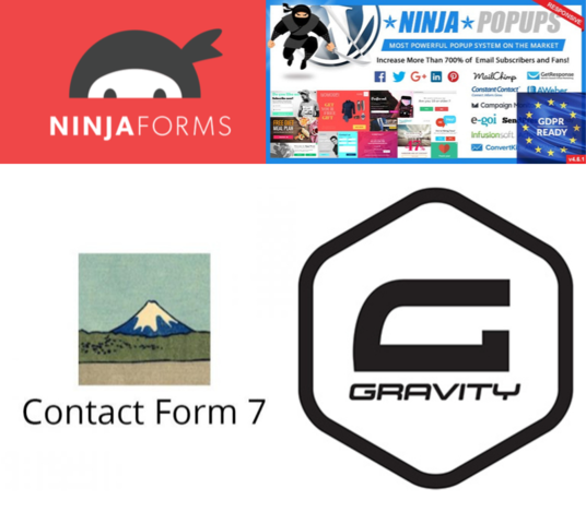 I will design beautiful contact form for your website