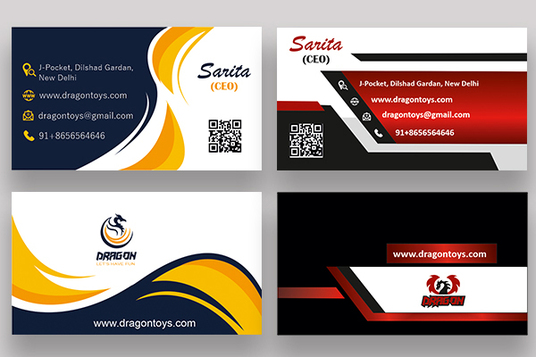 I will design modern business card and letterhead