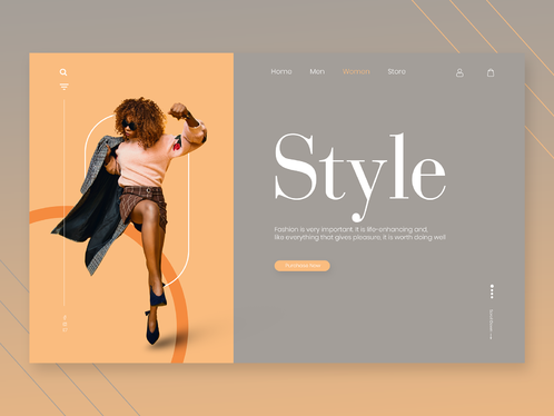 Design Attractive Professional Header For Websites Within 24 Hours