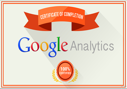 I will help you to get Google Analytics certification