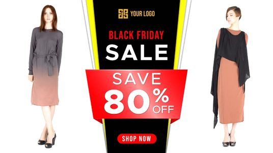 I will create Black Friday sale video