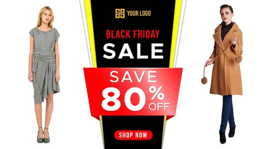 cccccc-create Black Friday sale video
