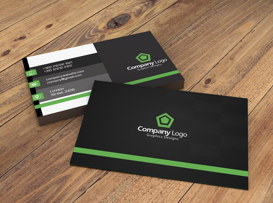 I will design professional and elegant business card