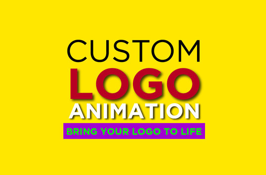 I will do logo animation