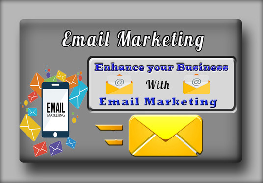 I will do email marketing