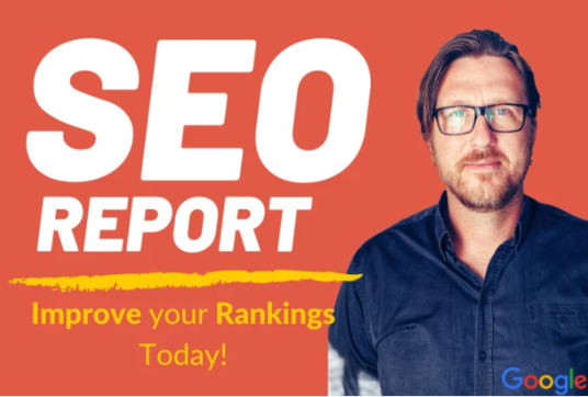 I will create an optimal strategy SEO audit report with action plan