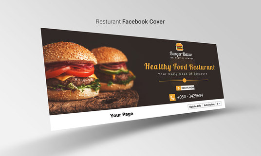 I will Design Beautiful Facebook Banner