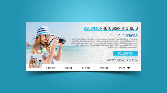 Design Beautiful Facebook Banner