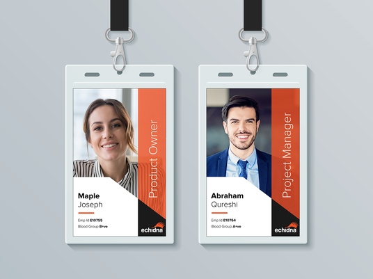 I will Design High Quality Unique Id Cards