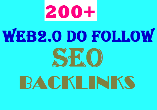 I will Create Full SEO Backlinks Package Help Your Ranking