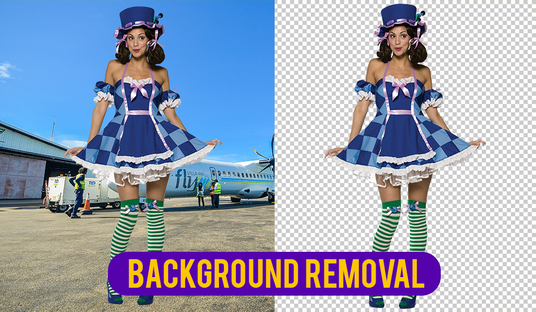 I will remove Background of Any image in less than 24 Hours