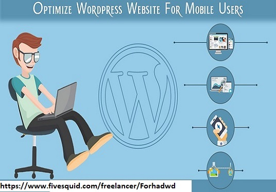 I will Create a responsive  WordPress Website for your business