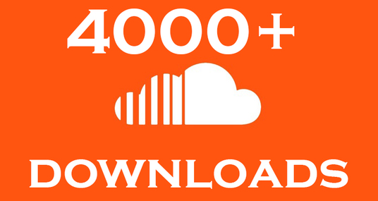 I will add 4000+ SoundCloud Downloads