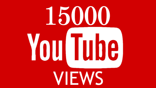 I will ADD 15000+ YouTube Views Instantly