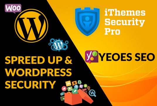 I will Speed up and optimize your wordpress website and add security