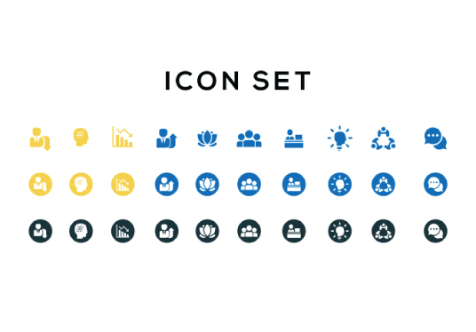 design High-Quality icons for app and website