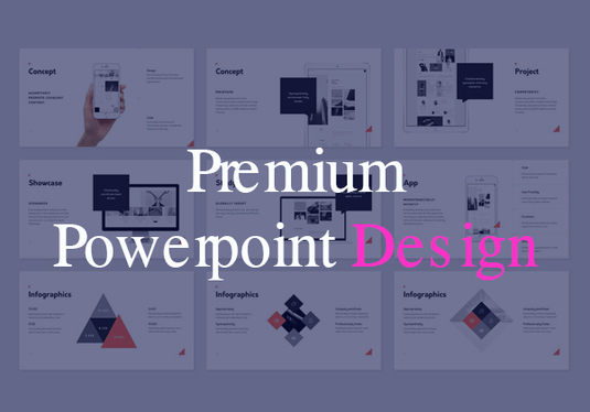 design and improve your PowerPoint Presentation slides