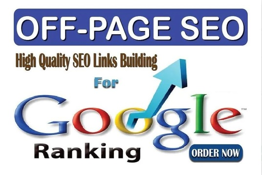 I will do premium off-page SEO link building service