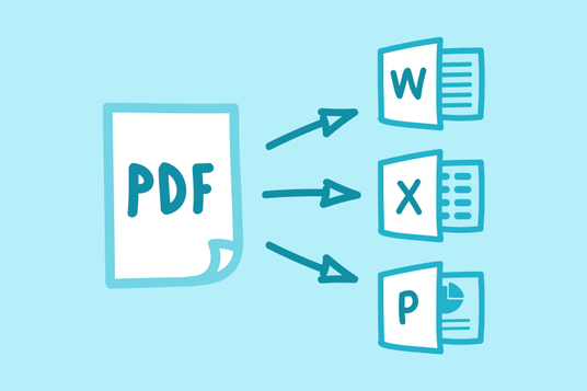 I will convert you files from PDF to Ms Word or Ms Excel