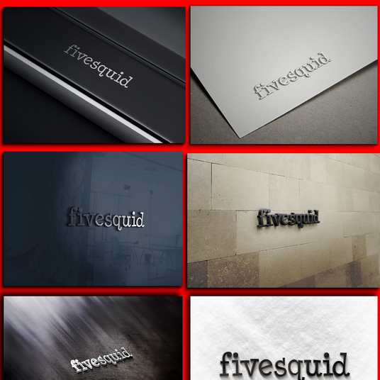 I will place your logo on realistic  3d mockups