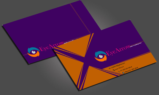I will create awesome business cards for your business