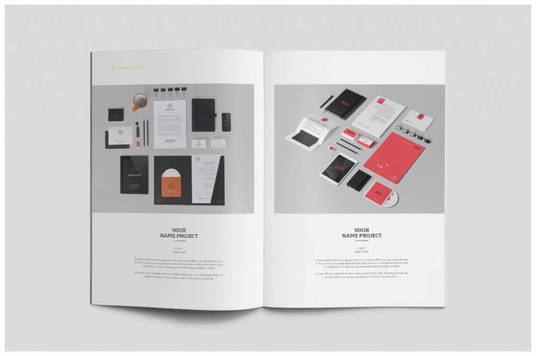 design your Brand Brochure, Booklet, Product Catalog