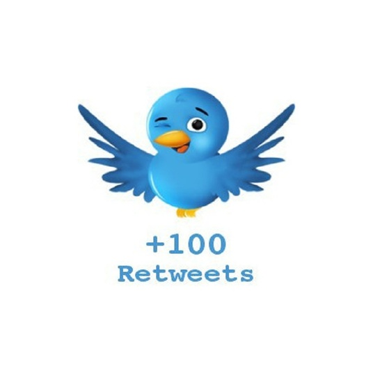 I will give you 100 Twitter Retweets  safe promotion