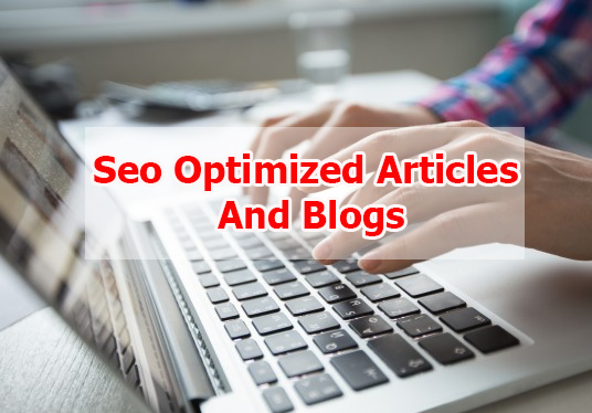 I will Write Premium Blog Posts or Articles