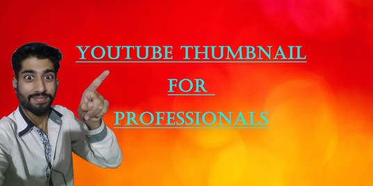 I will create 3 youtube thumbnails in 24 hours