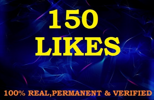 I will give you 150 Plus Facebook Fan Page Likes