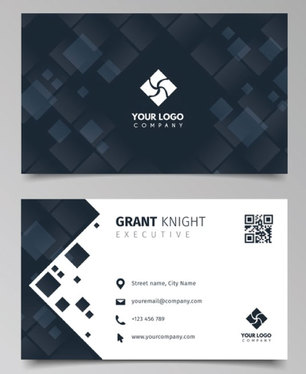 Design Outstanding Business Card Design Print Ready