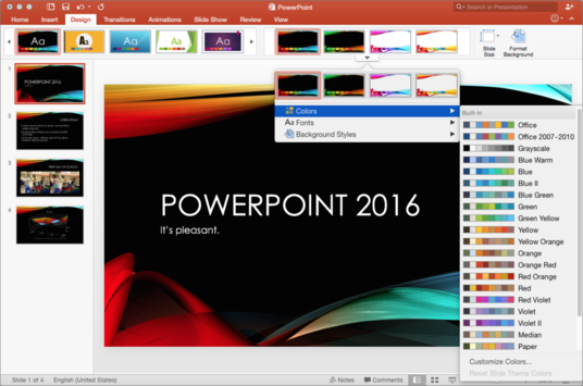 I will create Professional PowerPoint Presentation for you