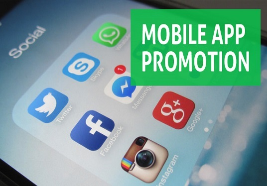 I will do promotion of your apps and games marketing