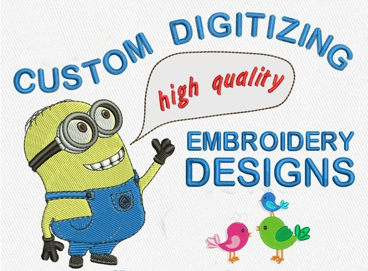 I will digitize your logo into embroidery format