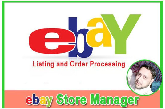 I will be your ebay store manager