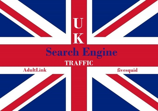I will Send Genuine UK keyword targeted organic traffic from search engine