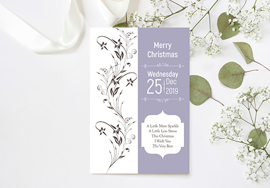 I will Create Christmas, Wedding and Any Invitation Card