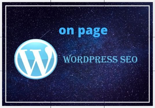 I will DO SEO your website in  WordPress