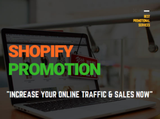 I will do shopify marketing, traffic to boost shopify sales