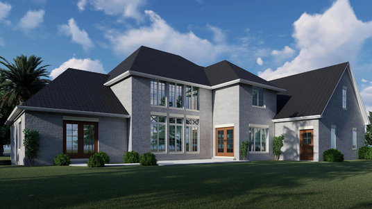 I will design and render 3d exteriors for your house or building