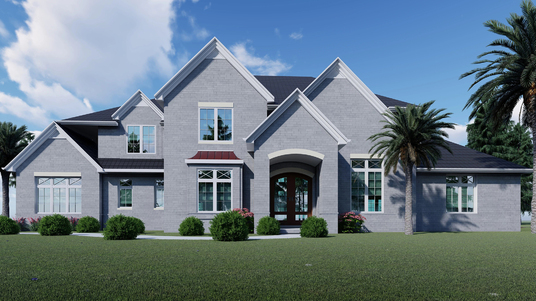 design and render 3d exteriors for your house or building