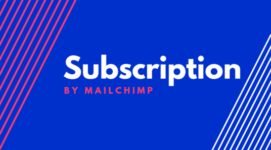 I will add subscription form to your website