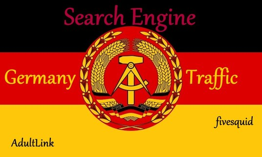 I will send keyword targeted organic traffic from Germany