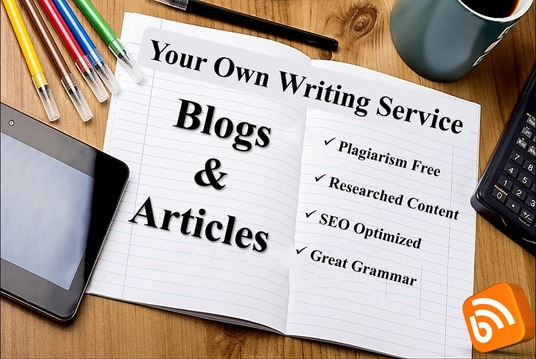 I will be your SEO optimized perfect article and blog writer