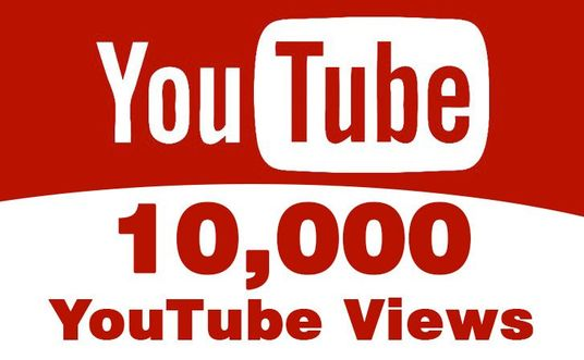 I will Provide 10000+ Organic  YouTube Video Views